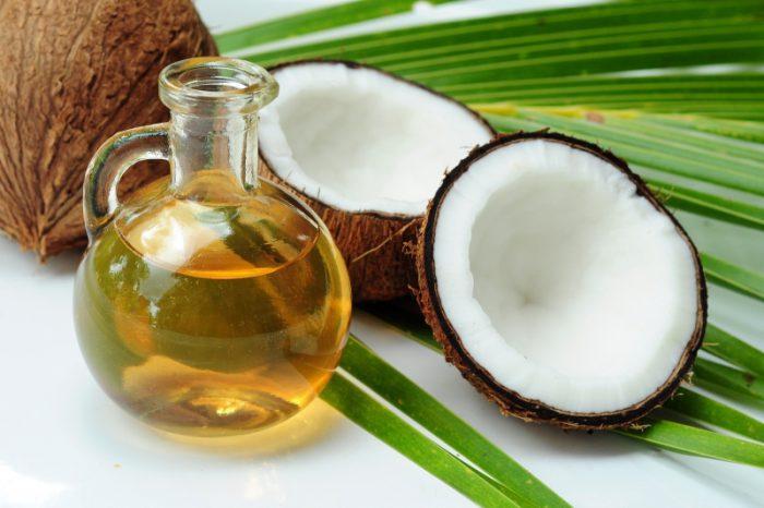 olej kokosowy w pielęgnacji