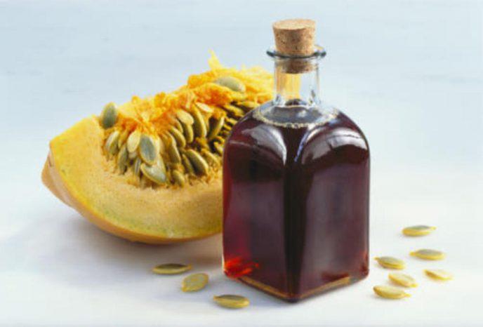 stosowanie oleju z pestek dyni