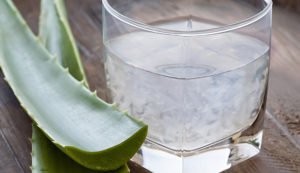 napój z aloe vera
