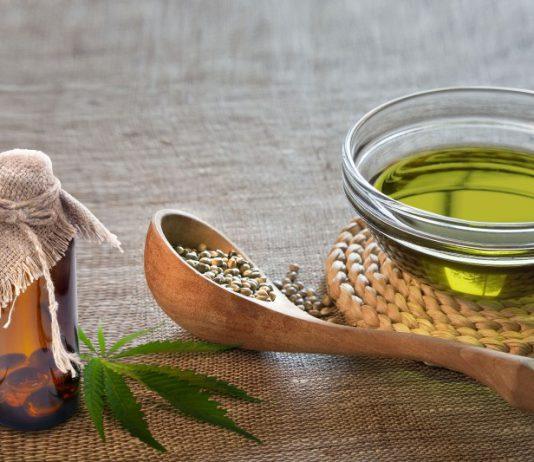 olej z nasion konopi