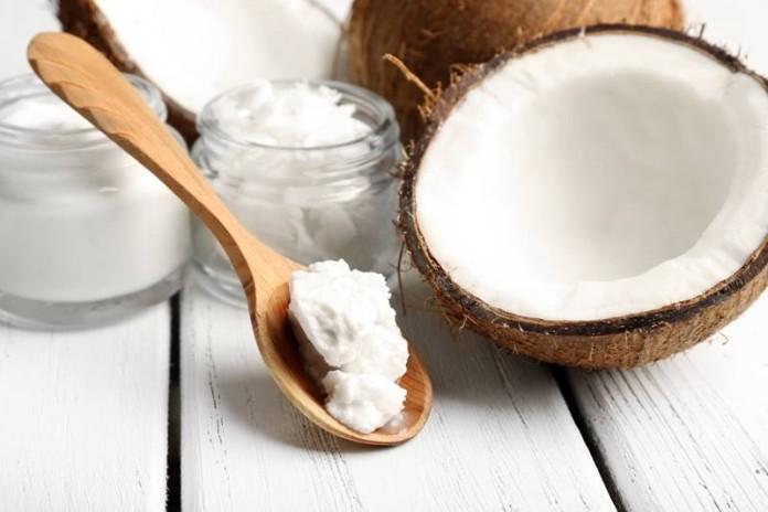 olej kokosowy w diecie