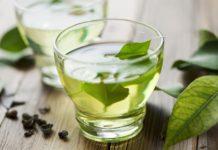 zielonej herbaty