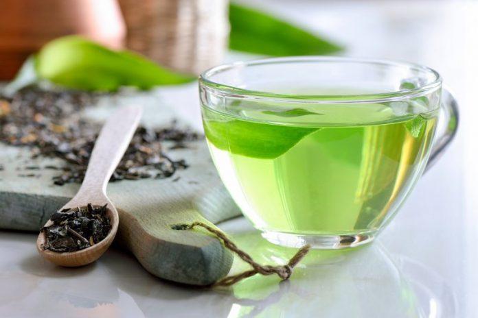 zielona herbata w kosmetyce