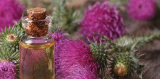 olejek łopianowy