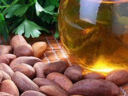 olej z orzechów brazylijskich